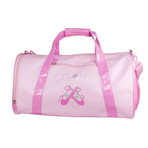 PP MY BALLET OVERNIGHT BAG