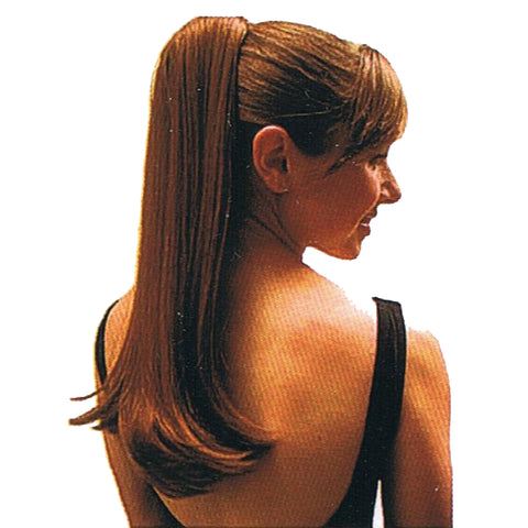 ATTACHABLE LONG PONY TAIL - First Class Dancewear NQ