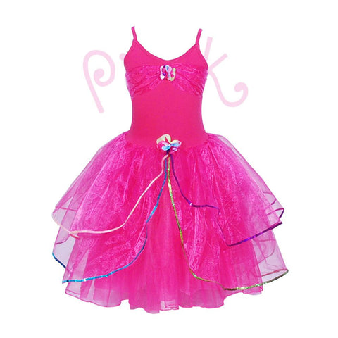 PP PRINCESS ROSE DRESS