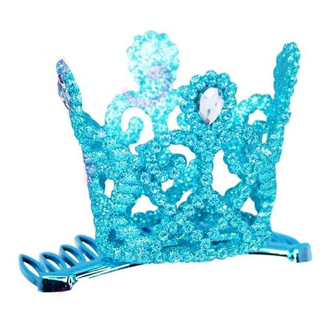 GLITTER CROWN COMB