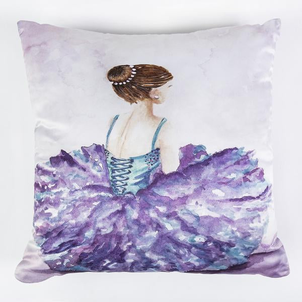 BALLERINA CUSHION - First Class Dancewear NQ