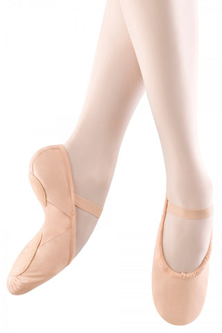 BLOCH PROLITE II CANVAS SPLIT SOLE (WOMENS)