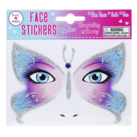FAIRY FACE STICKER