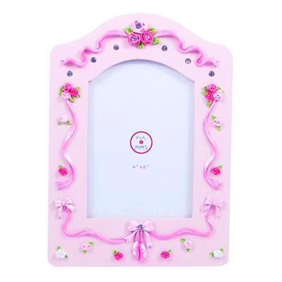 ROSE GARDEN BALLERINA PHOTO FRAME