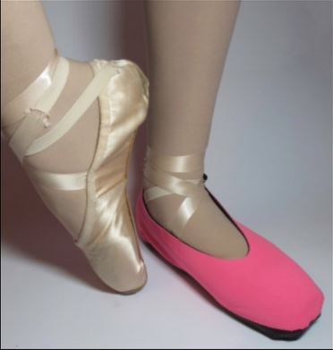 SHOOZIES DANCE SHOE COVERS