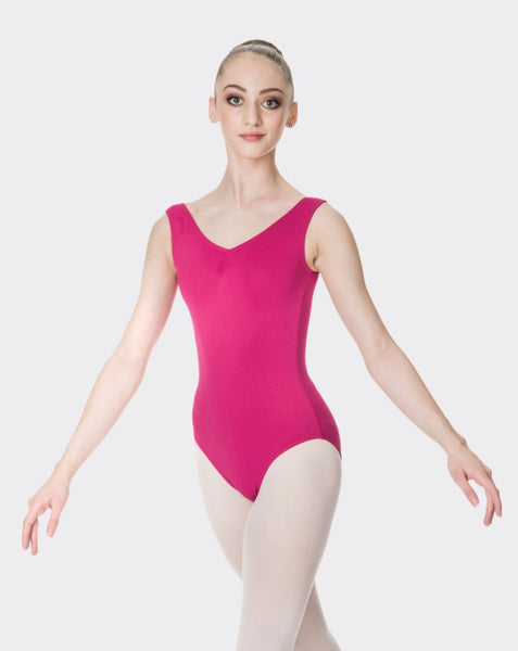 PREMIUM THICK STRAP LEOTARD (CHILDS)