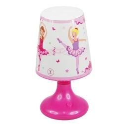 BALLERINA COLOUR CHANGING LAMP - First Class Dancewear NQ