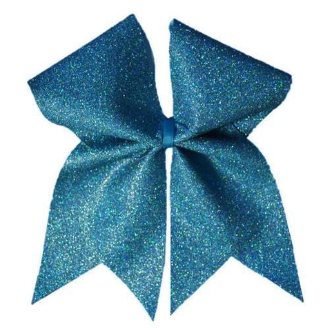 SPARKLING CHEERLEADING BOWS