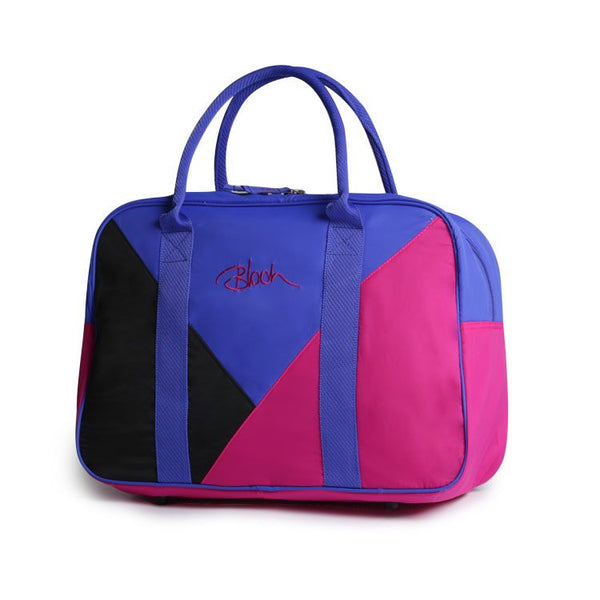 BLOCH TRI-COLOUR PANEL BAG