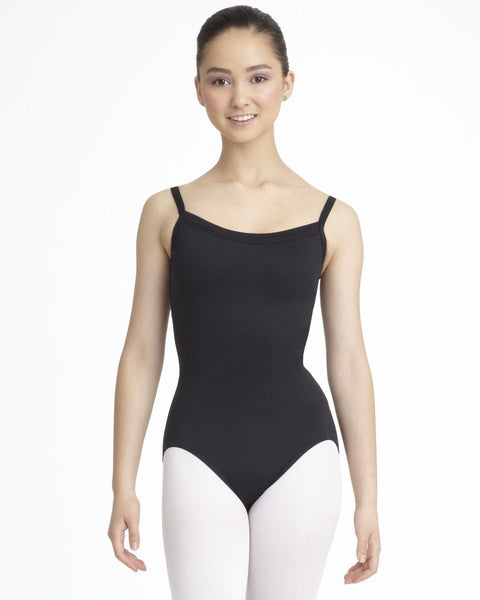 DANCELOGIC CAMI LEOTARD WITH BRA