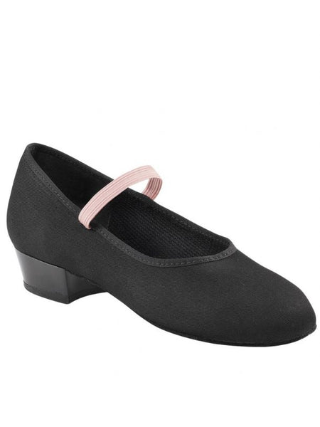 ACADEMY CHARACTER (LOW HEEL) - First Class Dancewear NQ