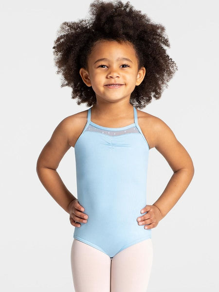 SWISS DOT TANK LEOTARD