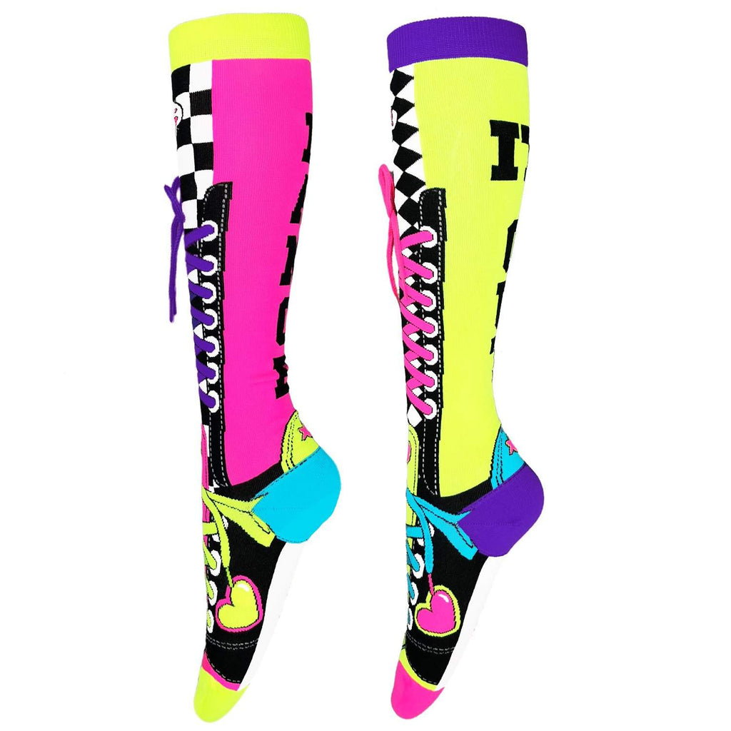 MADMIA DANCE IT OUT KNEE HIGH SOCKS