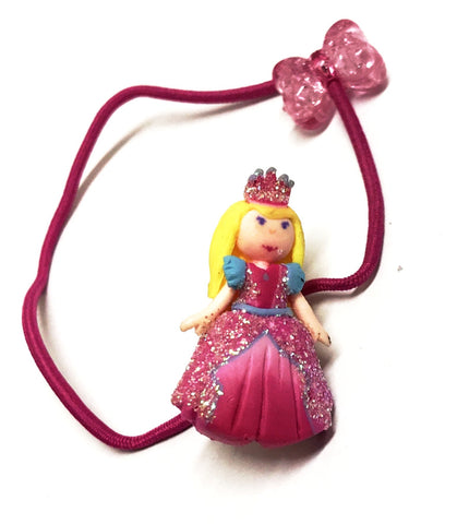 PRINCESS ELASTIC HAIR TIE