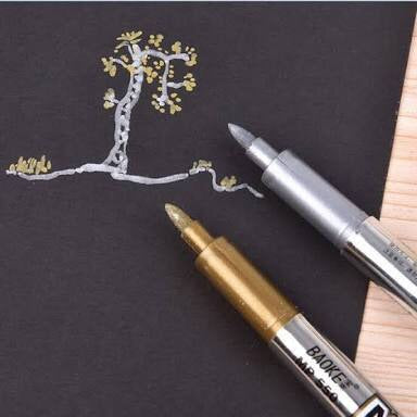 METALLIC GOLD CRAFTWORK PEN