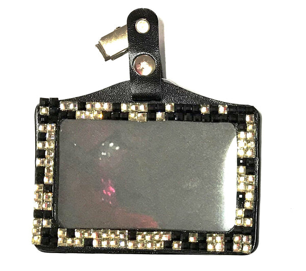 BLING CLIP CARD HOLDER