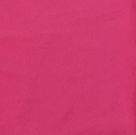 LYCRA MATERIAL HOT PINK