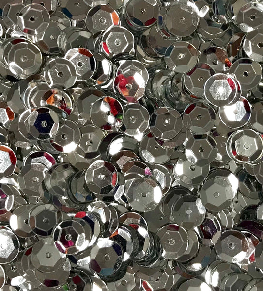 PACKET OF 8MM SEQUINS