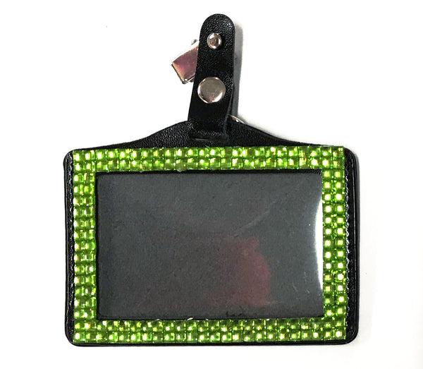 BLING CLIP CARD HOLDER - First Class Dancewear NQ