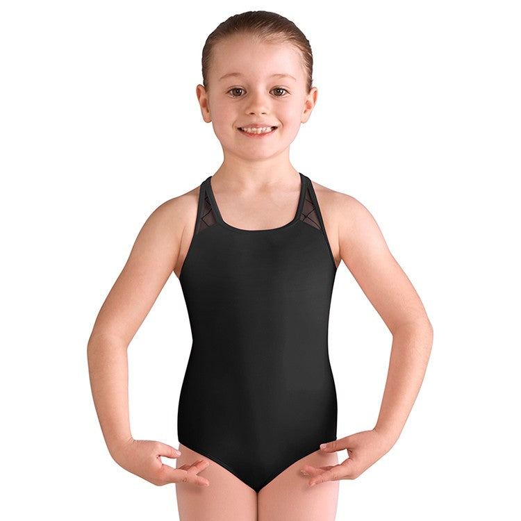 BLOCH BAI DIAMOND CROSS BACK LEOTARD - First Class Dancewear NQ