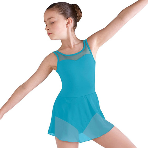 BLOCH MIRELLA BLOSSOM TANK DRESS - First Class Dancewear NQ