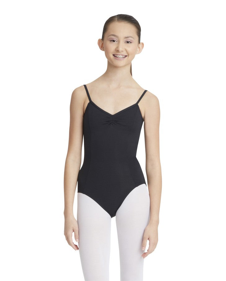 ADJUSTABLE CAMISOLE LEOTARD (CHILDS) - First Class Dancewear NQ