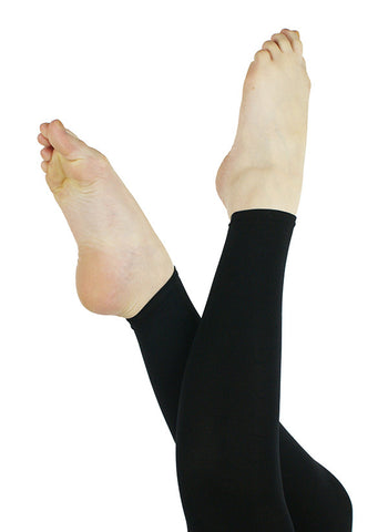 MICROBASICS FOOTLESS TIGHTS (CHILDS)