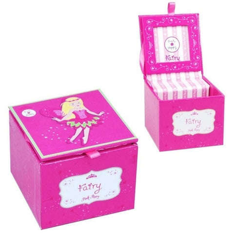 PRINCESS & FRIENDS MINI MUSIC BOX