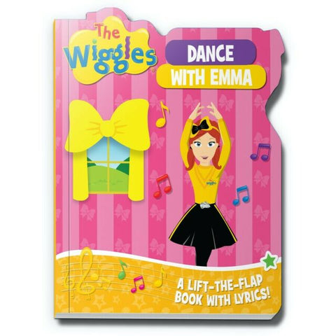 THE WIGGLES: DANCE WITH EMMA BOOK