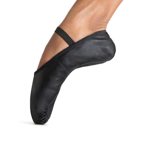 BLOCH PROLITE LEATHER FULLSOLE BALLET SHOE (MENS)