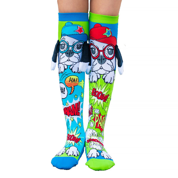 MADMIA PUPPY KNEE HIGH SOCKS