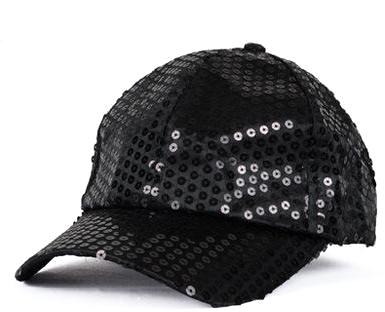 PICONE BASEBALL HAT SEQUIN