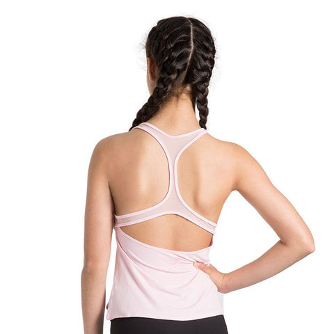 BLOCH LEO RACER BACK TANK - First Class Dancewear NQ