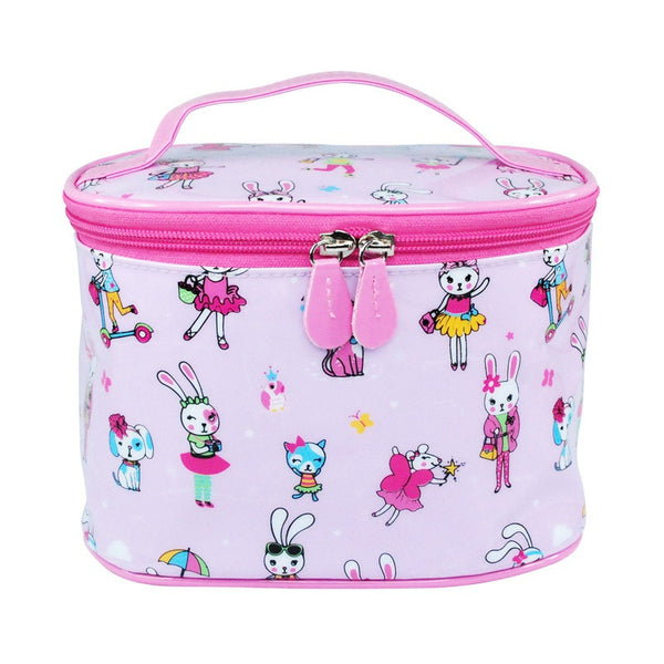 PP CUTE LITTLE PETS COSMETIC BAG