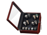8 Watch Winder for Automatic Watches with 5 Storages, Large Capacity