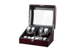 Watch Winder for 10 Automatic Watches - Ebony