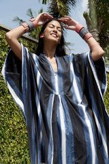 Athena Kaftan - Hand painted with love