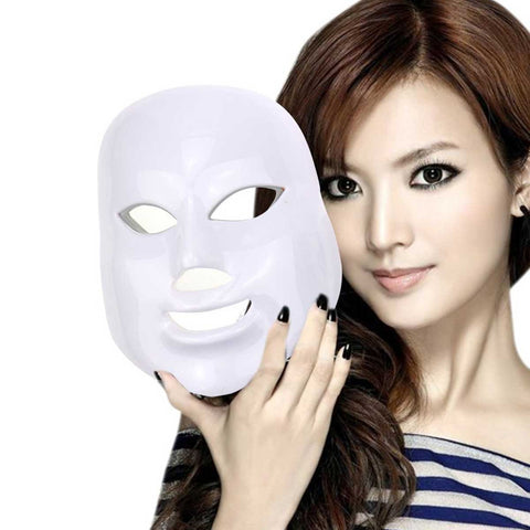 LED Light Facial Therapy Mask