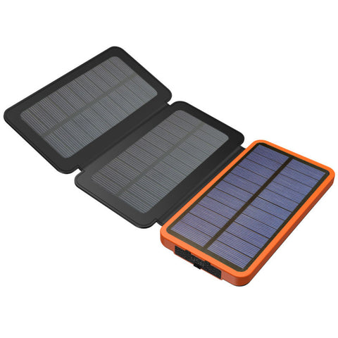 Solar Charged 10000mAh Power Bank