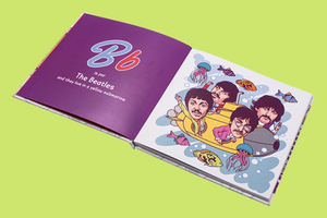 ABC⚡DC | Rock & Roll inspired alphabet book - The Mum Life