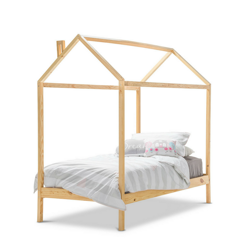 Attic Single Bed | TIMBER (arriving end April) - The Mum Life
