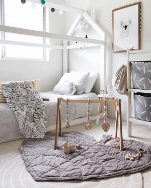 Haus Single Bed | WHITE (arriving end April) - The Mum Life