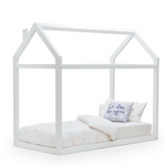 Haus Single Bed | WHITE (preorder)