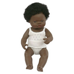 African Miniland Doll | 38 cm - The Mum Life