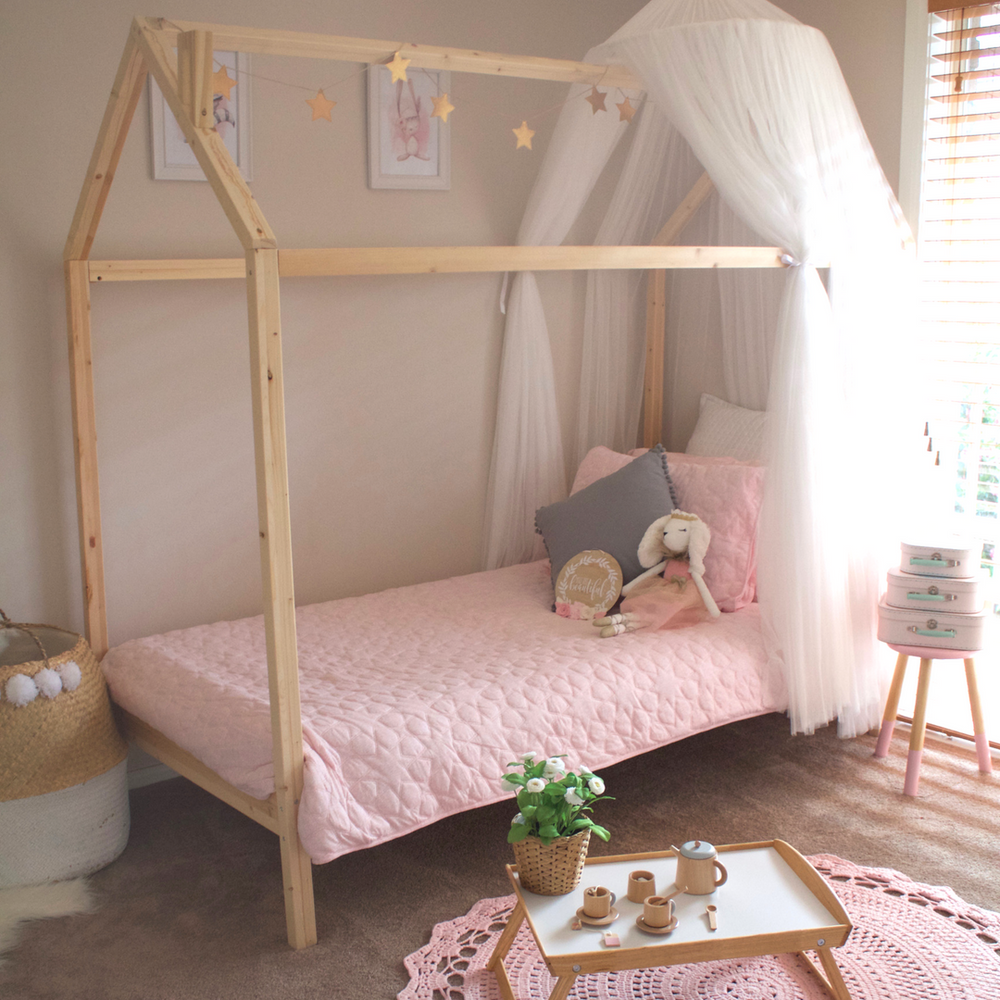 Attic Single Bed | TIMBER
