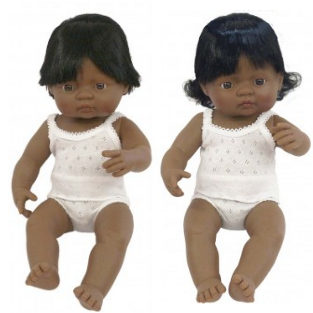 Latin American Miniland Doll | 38 cm - The Mum Life