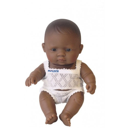 Miniland Baby Doll | 21 cm - The Mum Life