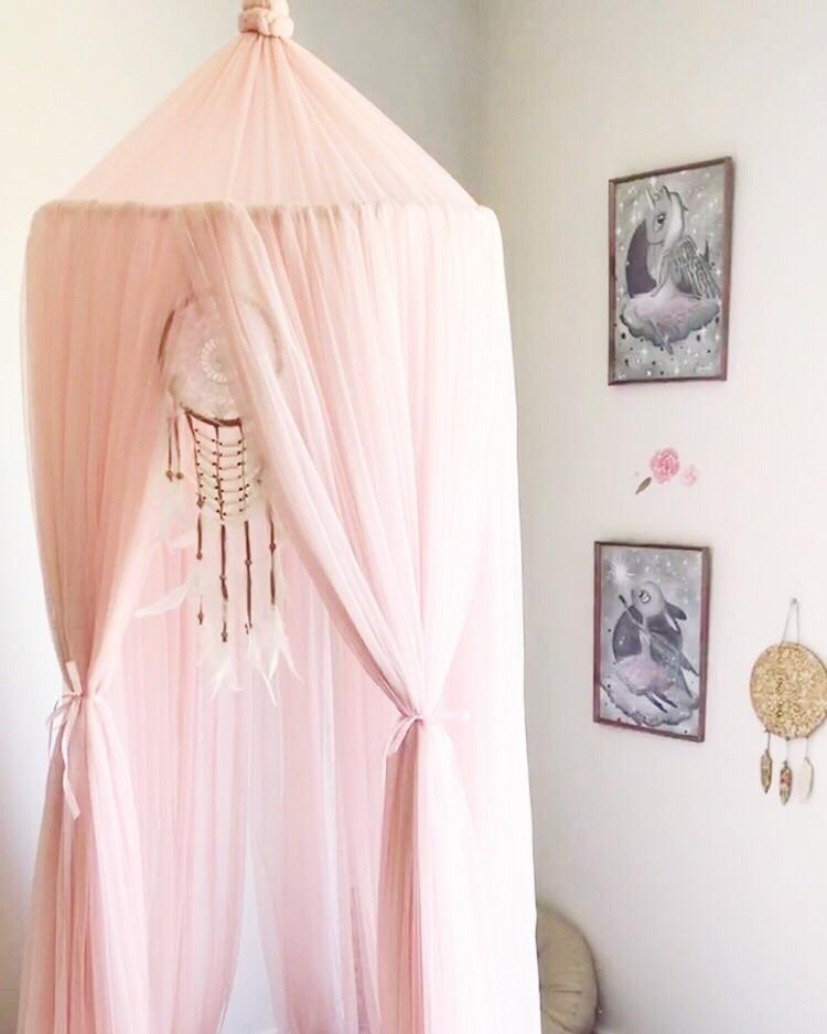 Spinkie Dreamy Canopy | LIGHT PINK - The Mum Life