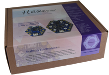 HexWear Wearable Electronics Kit