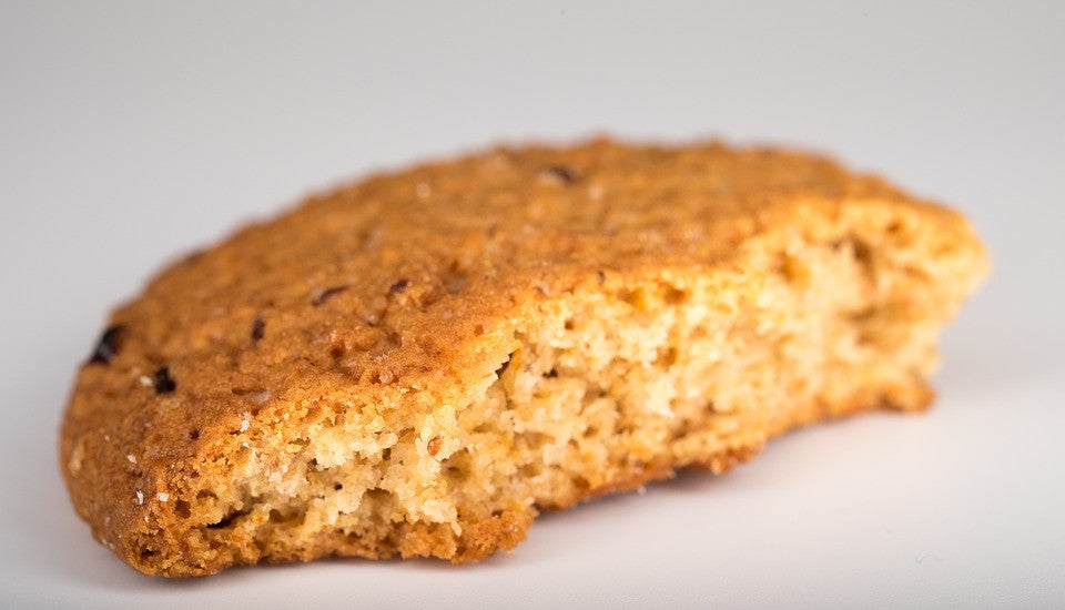 Tasty coconut biscuits in only 20 minutes